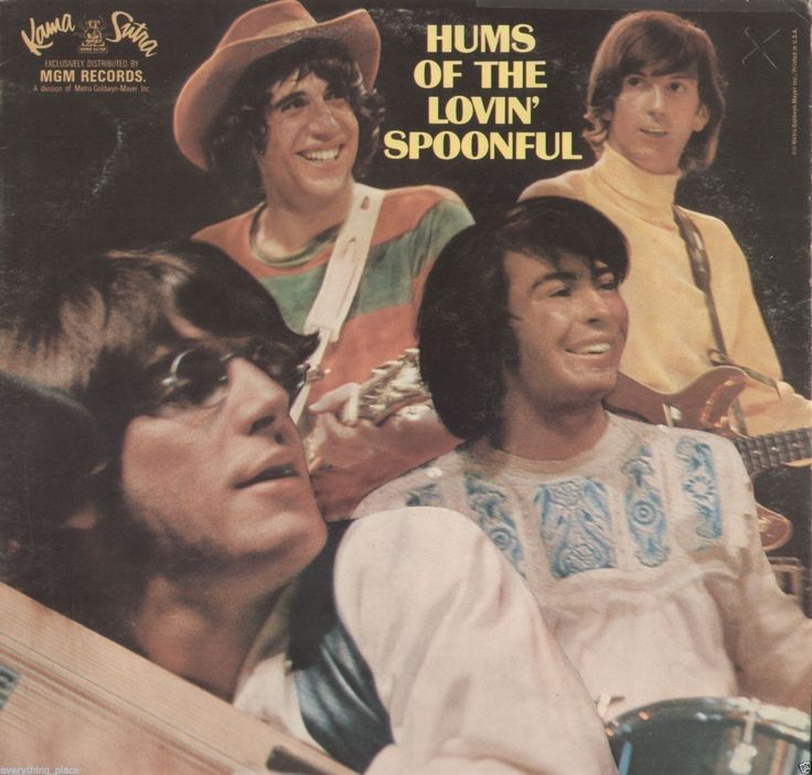 The Lovin' Spoonful Hums Of The Lovin' Spoonful Vinyl LP Record Album