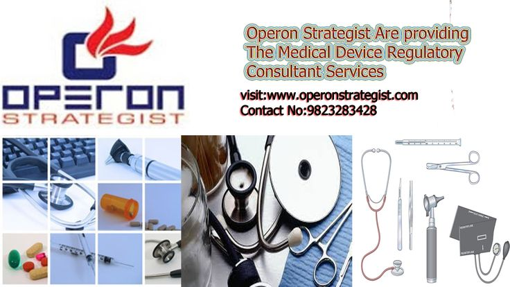 *#Operon #Strategist Are provinding #Medical #Device #Regulatory #Consultant  comprises #services handled by experienced industry professionals who have with them rich experience as well as in-depth process knowledge to successfully meet the regulatory medical device consultancy requirements. As regulations and requirements vary by country, our experts help clients in gaining deep understanding of applicable regulations and requirements as per the published guidance documents.