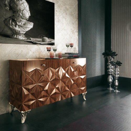 New Baroque design chest of drawers 383 BIZZOTTO ITALIAN SENSATIONS