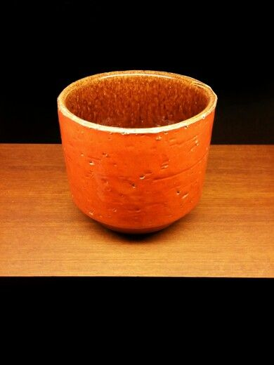 vase made in west germany.
