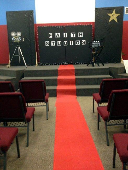 Decorating: Movie Theater Theme