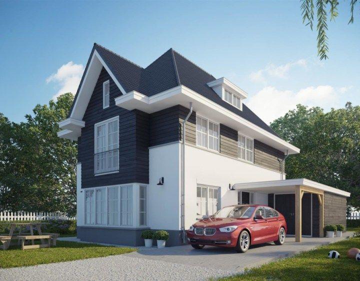 Landelijke woningen BONGERS architecten bnaBONGERS architecten bna