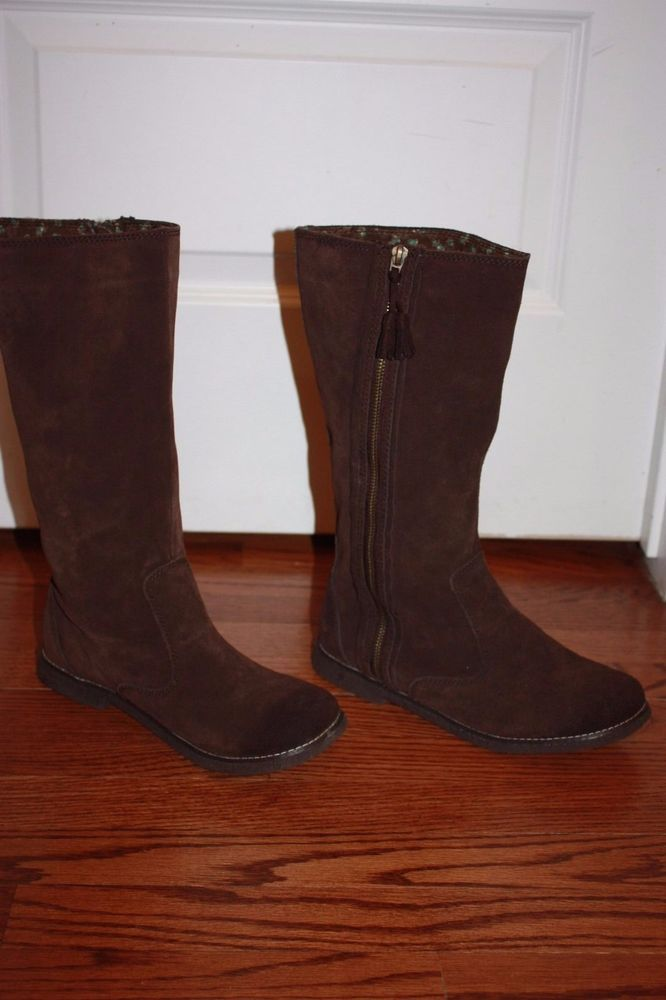 Women's Rocket Dog Pyper Boots - Size 9M - Brown Suede - EUC! #RocketDog #MidCalfBoots #Casual