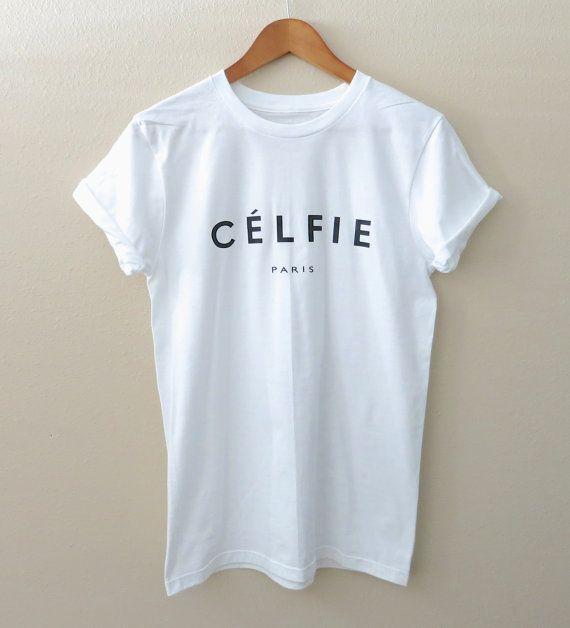 Celfie Shirt Celfie T-Shirt Celfie Tshirt Selfie by GNARLYGRAIL
