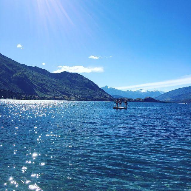 Beautiful Wanaka #Wanaka #SouthIsland #NewZealand
