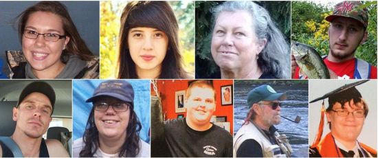 RIP:The Nine Victims Killed In The Oregon Shooting…