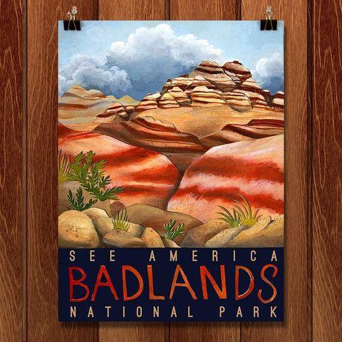 Badlands National Park by djohariah   Creative Action Network