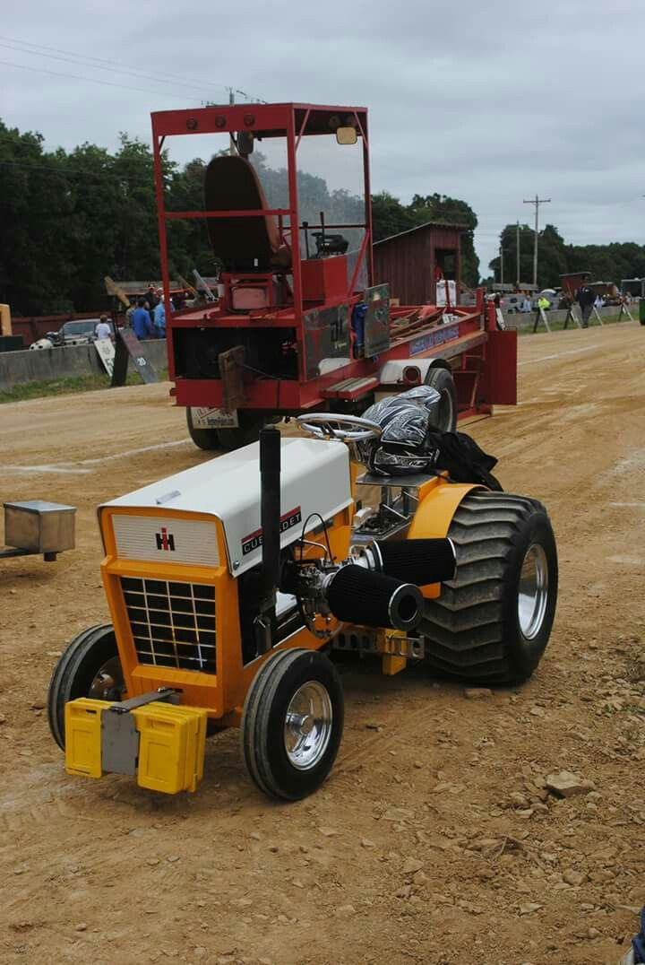 Lawn Garden Tractor Pulling : Best garden tractor pulling images on pinterest