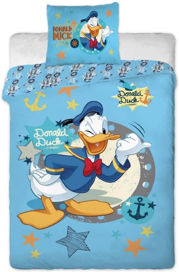 Dekbedovertrek Donald Duck