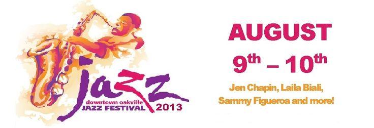 Downtown Oakville Jazz Festival