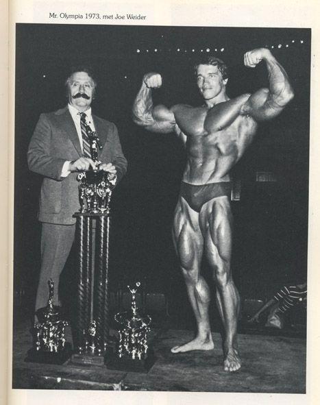 arnold schwarzenegger bodybuilding book pdf