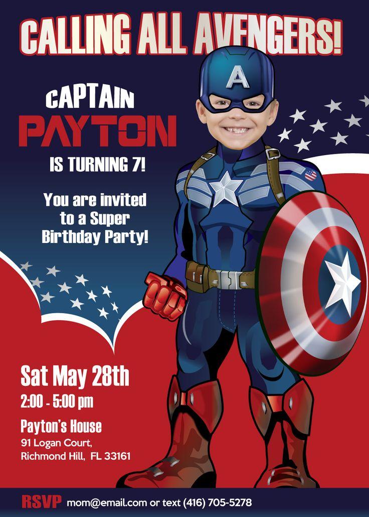 12 best Superheroes invitations images on Pinterest   Anniversary ...