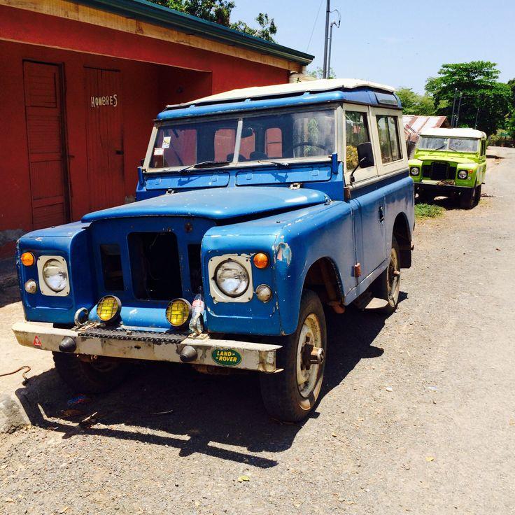 """Land Rover """"produced By Ensambladora Automotriz S.A."""" In"""