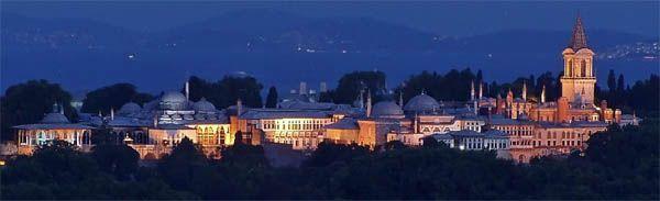 Lets go Istanbul. Topkapi Palace, Palais de Topkapi