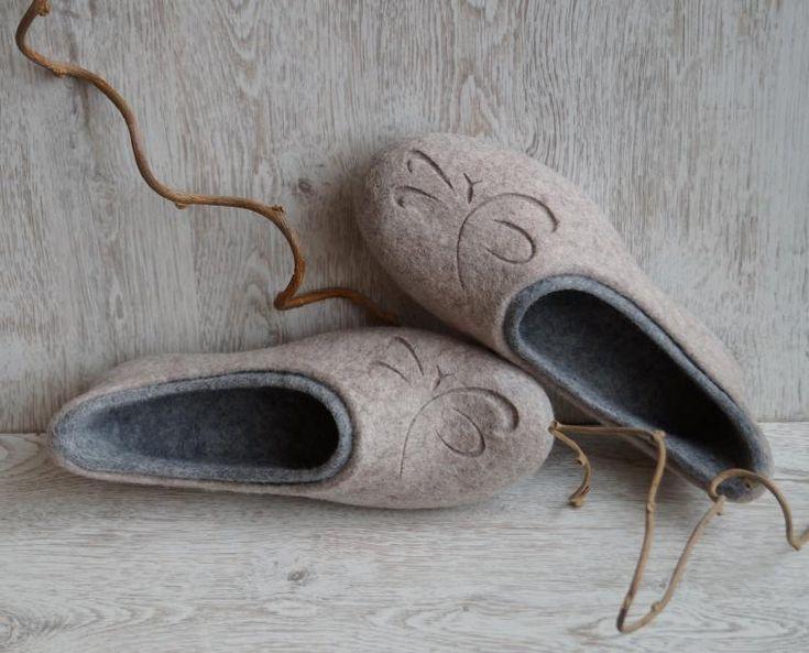 Мастер-класс по мокрому валянию домашней обуви Алеси Исмагиловой - Ярмарка Мастеров - ручная работа, handmade