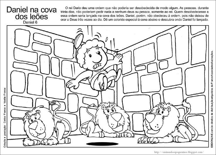 Ungewöhnlich Daniel Und Die Löwen Höhle Ausmalbilder Lds Bilder ...