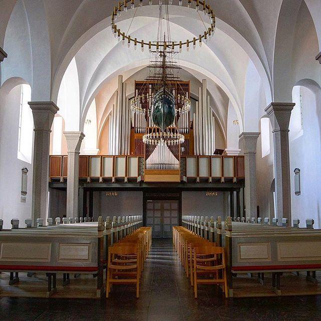 Skt Nikolai Kirche, Rønne, Bornholm #kirche #church #nikolaikirche #sctnicolai #rønne #bornholm #denmark #danmark #dänemark