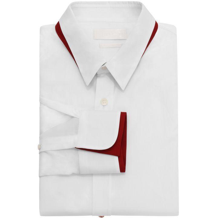 ALEXANDER MCQUEEN Shirts Double Collar shirt