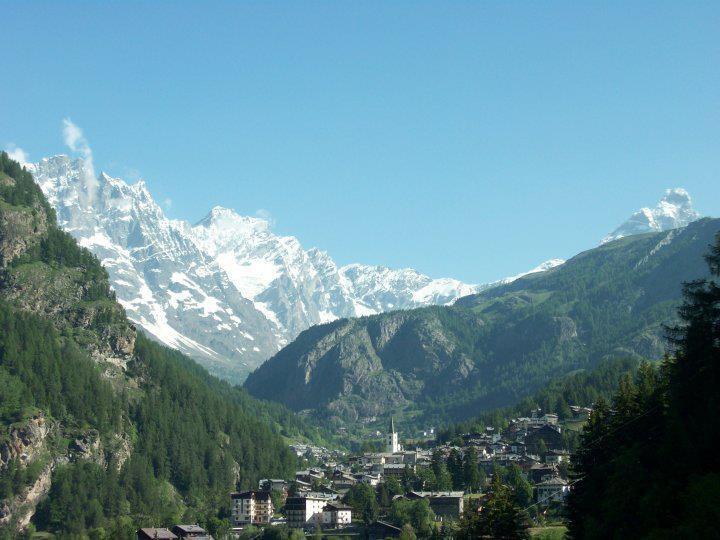 Valtournenche, Valle D'Aosta.