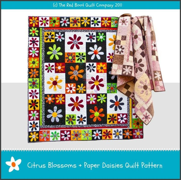 13 best daisy quilts images on Pinterest | Beautiful, Blankets and ... : daisy quilts - Adamdwight.com