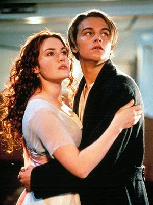 "Jack and Rose from ""Titanic"" -- there are definitely a couple not so great parts in this movie that did not impress me but other than those.... I LOVED JACK AND ROSE!!!! AHHHH THIS MOVIE MADE ME CRY!!"