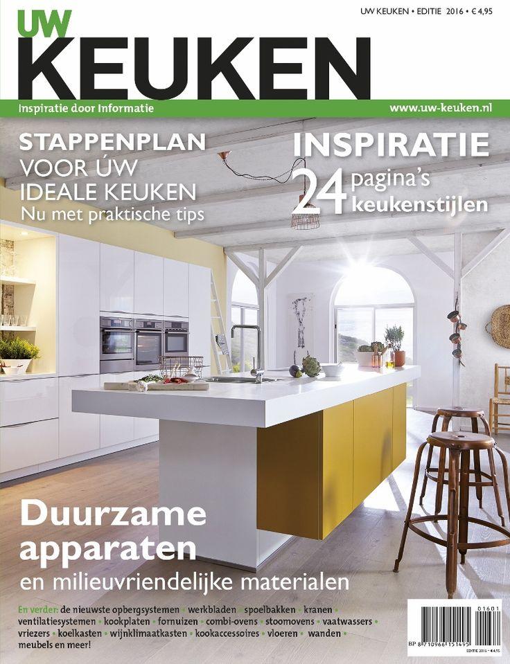 Keukenmagazine UW Keuken 2016 bestellen