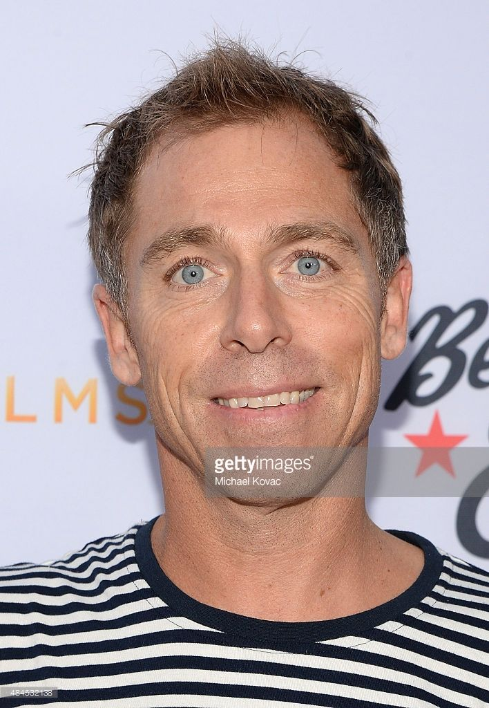 Actor Dave England attends the Los Angeles Premiere of 'Being Evel' on August 19, 2015 in Los Angeles, California.
