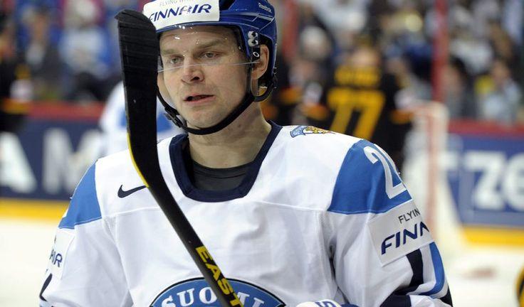 Janne Pesonen - scorer in 2015 game