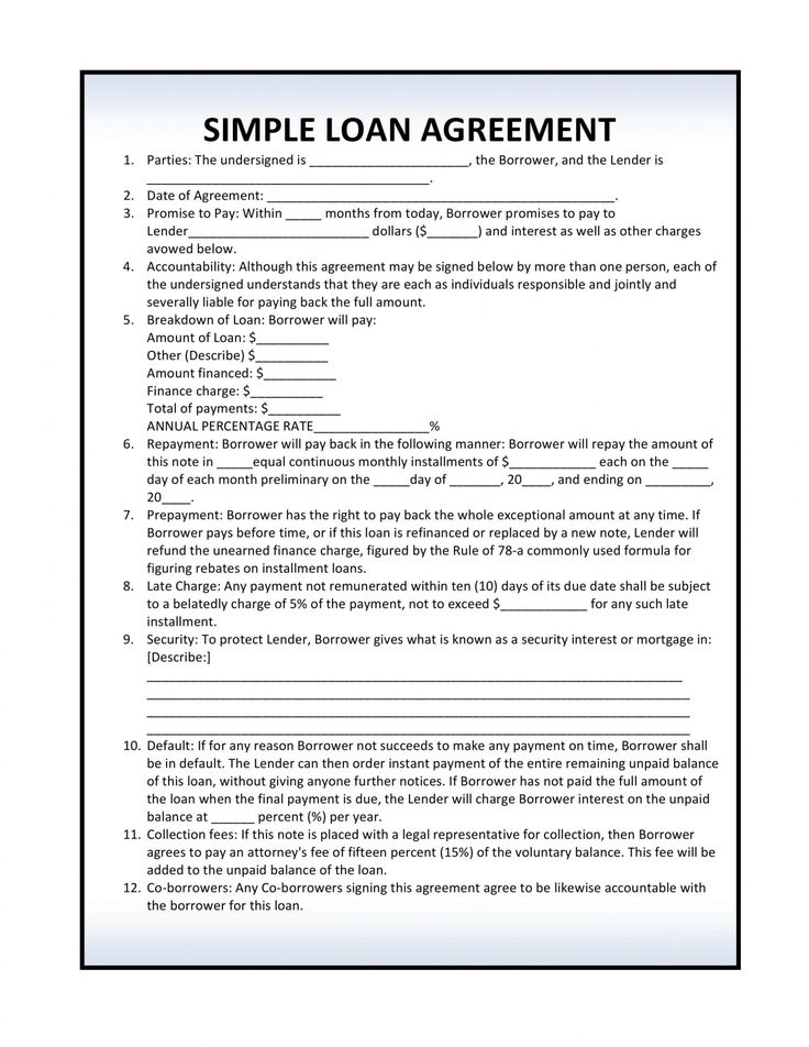 Get our sample of art loan agreement template in 2020