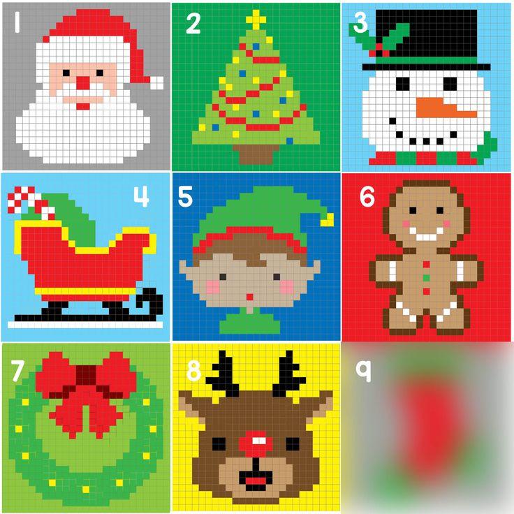 43 besten Crochet Blanket - c2c Bilder auf Pinterest | Häkeln, Ecke ...