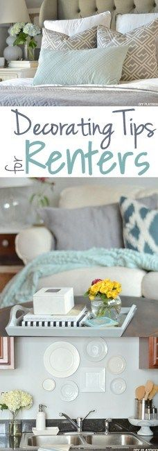 Best 25+ Decorating rental apartments ideas on Pinterest | Weekly ...