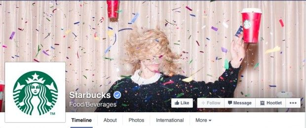 Creative Facebook Cover Photos: 5 Lessons From 10 Brands - @hootsuite