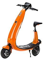 Introduced on the market recently, OjO Electric Scooter offers one of the most convenient and environmental-friendly modes of transportation. Individuals love it since it is a clean fun ride that is bike-lane friendly and has no emissions.