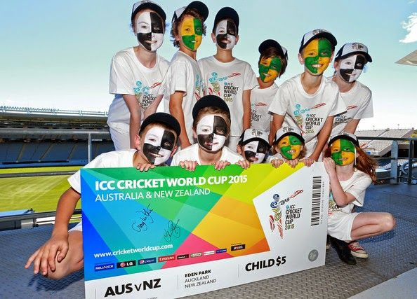 Sports and Better Fitness: Cricket World Cup 2015 Ticket Price And Availabili...