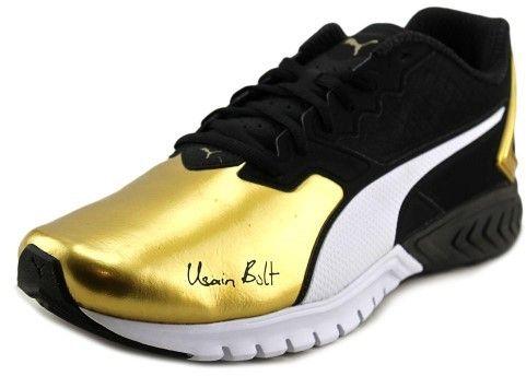 Puma Ignite Dual Bolt Men US 11 Multi Color Running Shoe