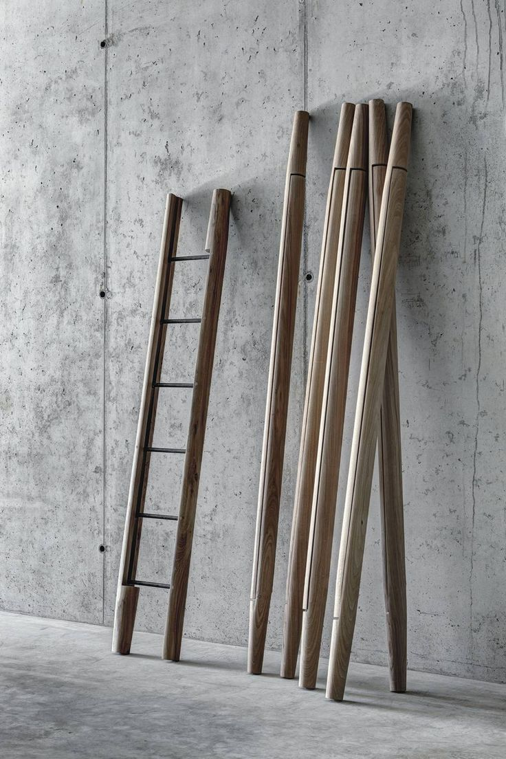 """""""Rascana"""" clothes hanger re-design by studio Guscetti for Fioroni 
