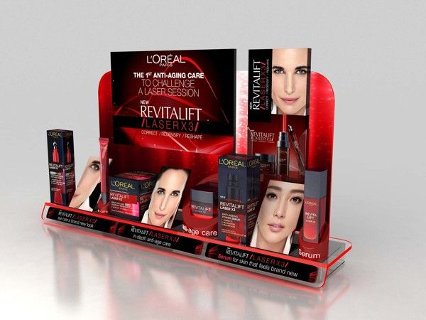 Loreal tray by ayaz ali via behance posm pinterest for Bett 0 90 x 2 00