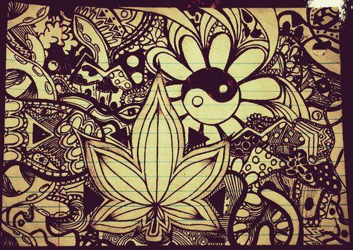 weed art | Tumblr | Trippy | Pinterest | Sweet, Weed art ...