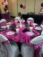 Princess Diva party ideas