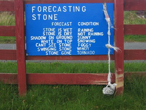 Outer hebrides weather forecast