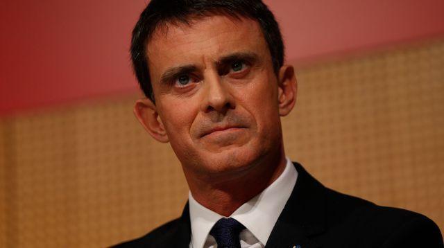 El primer ministro de Francia, Manuel Valls quiere la naturalización de los refugiados, pero no quiere dárlos el derecho a votar