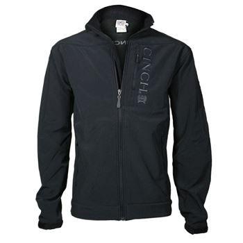 Cinch Men's Embroidered Track Jacket