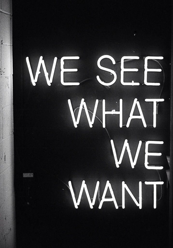 This is definitely a Bobbie and Lincy quote.......We love it!!!! We see what we want and we are going for it!!!!!