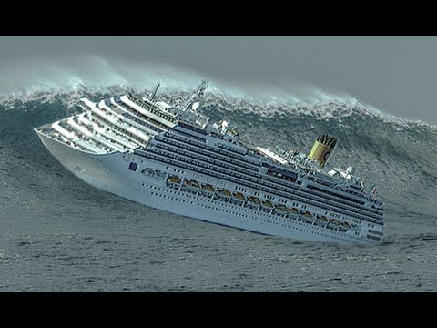 Video Of Cruise Ship Hit By Wave Fitbudhacom - Giant wave hits cruise ship