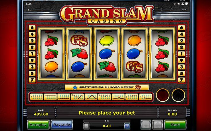 Novomatic slot games online
