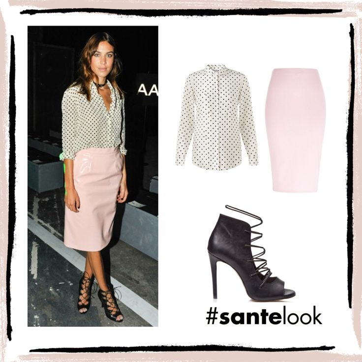 Take a step in the right direction! #SanteLook