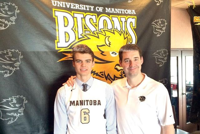 """Wyatt Tait Commits to Manitoba Bisons for 2017-18 Season   The Bison men's basketball team had an amazing 2016-17 season as they made the U SPORTS championship for the first time since 1986 and already are looking ahead for the 2017-18 season as eighth year head coach Kirby Schepp has announced the commitment of forward Wyatt Tait to the Bisons program for the upcoming 2017-18 season.Tait 18 is a 6'6"""" 195 lbs. forward that completed his high school basketball career at Oak Park High School…"""