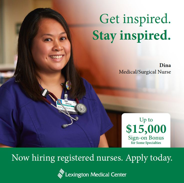 Explore your opportunities at Lexington Medical Center