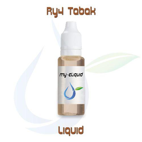 RY4 Tabak Liquid | My-eLiquid E-Zigaretten Shop | München Sendling