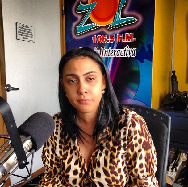 Someten a la justicia a la presentadora Angie Agramonte - Cachicha.com |  Marzo 2013 | Pinterest